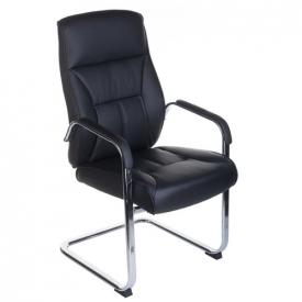 Fotel Konferencyjny Corpocomfort BX-5085C Czarny
