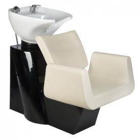 Myjnia Fryzjerska Vito BH-8022 Kremowa #1