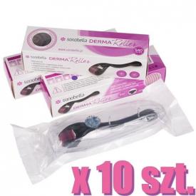 10x Sonobella Dermaroller 540 Igieł 1,0mm