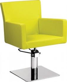 Fotel Fryzjerski Isadora Na Pompie Gazowej Z Podnóżkiem