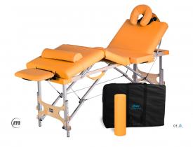 Stół do masażu składany Cosmo Alu #1
