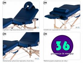 Stół do masażu przenośny Cosmo #4