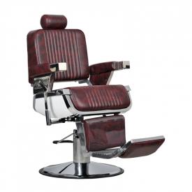 Fotel Barber Bordo