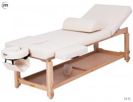 Stół Do Masażu Stacjonarny Spa Plus Max