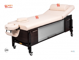 Stół Do Masażu Stacjonarny Moderna P2 K Hot
