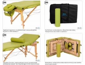Stół do masażu składany Reflex #4