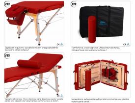 Stół do masażu przenośny Reflex Alu #2