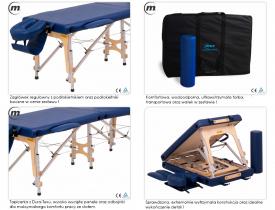Stół do masażu przenośny składany Premium Ultra Alu #4