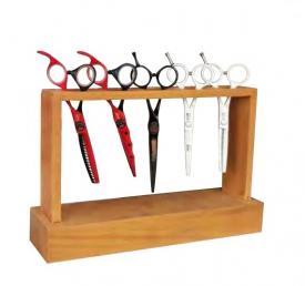 Drewniany Display Do Nożyczek