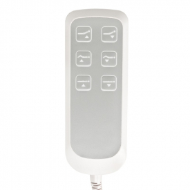 Zestaw fotel elektr. Lux + wapozon jy10 + lampa lupa led s5 #11