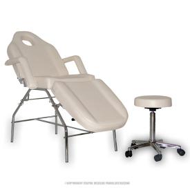 Fotel Kosmetyczny Standard Plus Ecri #3