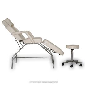 Fotel Kosmetyczny Standard Plus Ecri #4