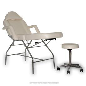 Fotel Kosmetyczny Standard Plus Ecri #6