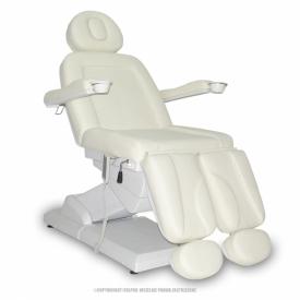 Fotel Kosmetyczny S-Lux -Duo Bez/Ecri