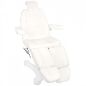 Fotel Do Pedicure Elektryczny A-207 C Pedi Biały (5 Silników) #3