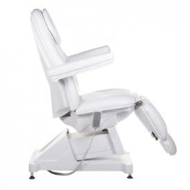 Elektryczny fotel kosmetyczny AMALFI BT-158 Biały #3