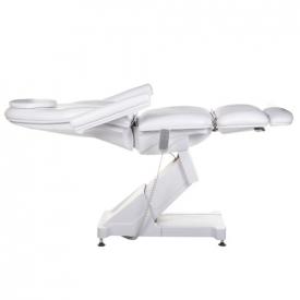 Elektryczny fotel kosmetyczny AMALFI BT-158 Biały #8