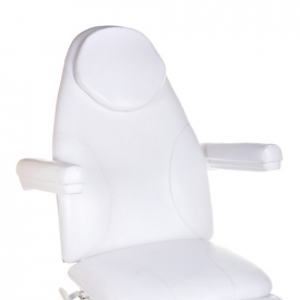 Elektryczny fotel kosmetyczny AMALFI BT-158 Biały #9
