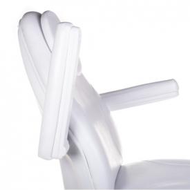Elektryczny fotel kosmetyczny AMALFI BT-158 Biały #10