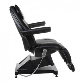 Elektryczny fotel kosmetyczny AMALFI BT-158 Czarny #2