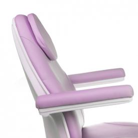 Elektryczny fotel kosmetyczny AMALFI BT-158 Wrzos #9