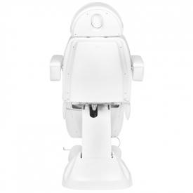 Fotel Kosmetyczny Elektryczny Lux 4M Biały Z Kołyską #6