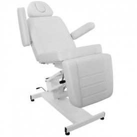 Fotel Kosmetyczny Elektr. Azzurro 705 1 Siln. Biały #3