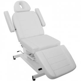 Fotel Kosmetyczny Elektr. Azzurro 705 1 Siln. Biały #6