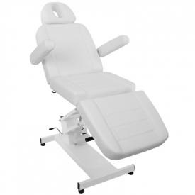 Fotel Kosmetyczny Elektr. Azzurro 705 1 Siln. Biały #9