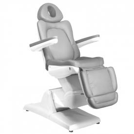 Fotel Kosmetyczny Elektr. Azzurro 870 3 Siln. Szary #6