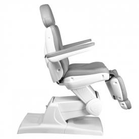 Fotel Kosmetyczny Elektr. Azzurro 870 3 Siln. Szary #7