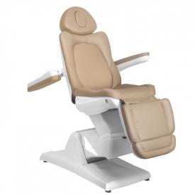 Fotel Kosmetyczny Elektr. Azzurro 870 3 Siln. Cappuccino #2