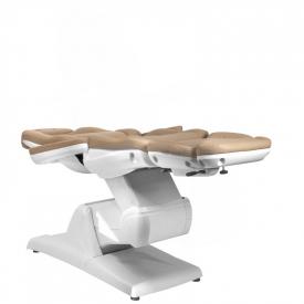 Fotel Kosmetyczny Elektr. Azzurro 870 3 Siln. Cappuccino #3