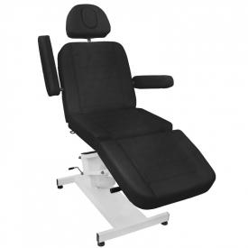 Fotel Kosmetyczny Elektr. Azzurro 705 1 Siln. Czarny #3