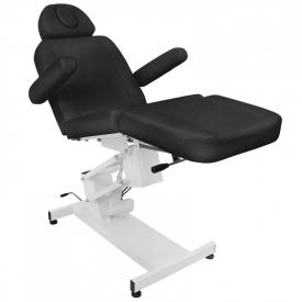 Fotel Kosmetyczny Elektr. Azzurro 705 1 Siln. Czarny #4