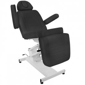 Fotel Kosmetyczny Elektr. Azzurro 705 1 Siln. Czarny #5
