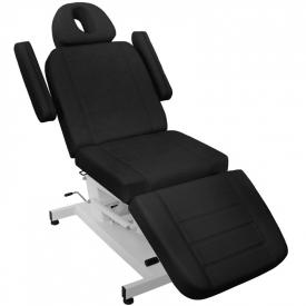 Fotel Kosmetyczny Elektr. Azzurro 705 1 Siln. Czarny #7