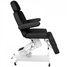 Fotel Kosmetyczny Elektr. Azzurro 705 1 Siln. Czarny #8