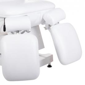 Elektryczny fotel kosmetyczny AMALFI BT-156 Biały #4