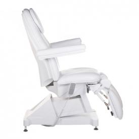 Elektryczny fotel kosmetyczny AMALFI BT-156 Biały #6