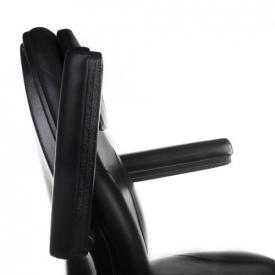 Elektryczny fotel kosmetyczny AMALFI BT-156 Czarny #6