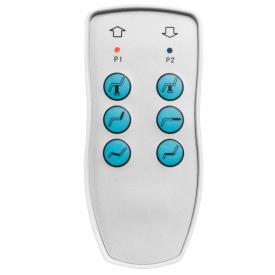 Fotel Kosmetyczny Elektr. Azzurro 872s Pedi-Pro 3 Siln. Brązowy #12