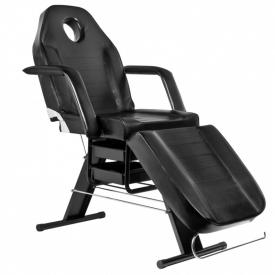 Fotel Kosmetyczny A 202 Z Kuwetami Czarny #2