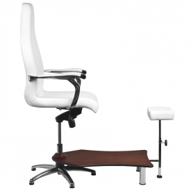 Fotel Spa Do Pedicure Azzurro 230 Biały #2