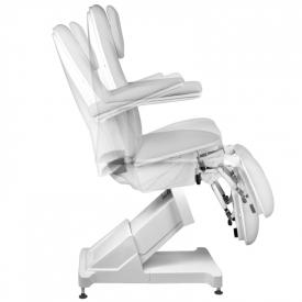 Fotel Kosmetyczny elektryczny BASIC 156 PEDI 3 SILN. SZARY #6