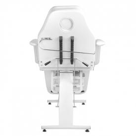 Fotel Kosmetyczny Basic 202 Biały #9