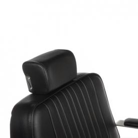 Fotel Barberski HOMER BH-31237 Czarny #5