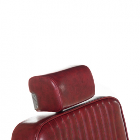 Fotel Barberski Lumber BH-31823 Burgund #5