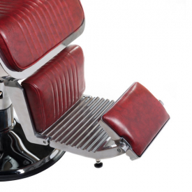Fotel Barberski Lumber BH-31823 Burgund #8