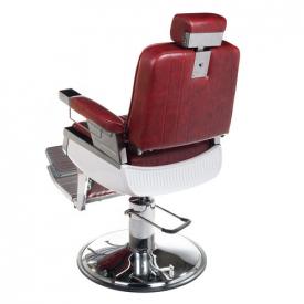 Fotel Barberski Lumber BH-31823 Burgund #9